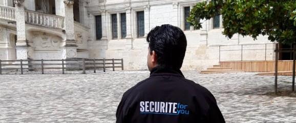 Service de sécurité Rdv de l'Histoire Blois 2020